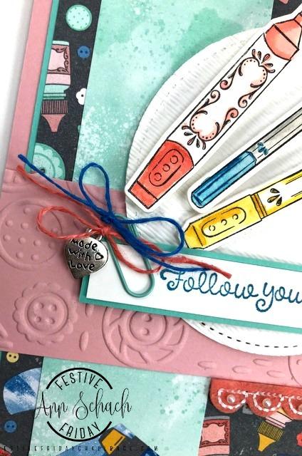 card for a crafty friend