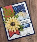 daisy friendship card