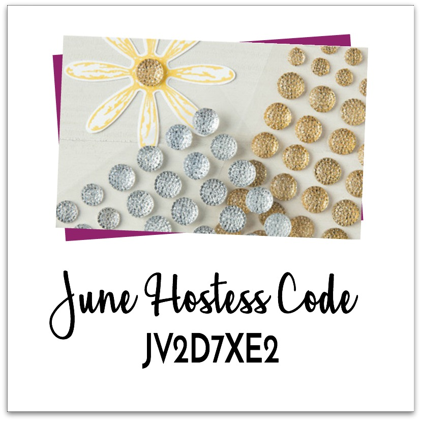June 2017 Hostess Code