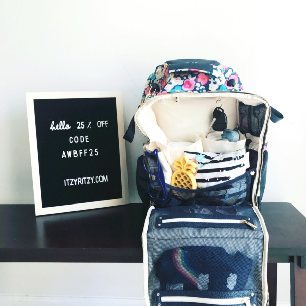 Mom Life & Baby Shower Picks: Itzy Ritzy for the Win