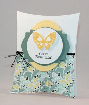 Tip: Shaped Die Cut Cards