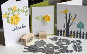 Giveaway: Savvy Stamps and Dies