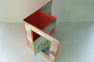 Tutorial: Lever Card