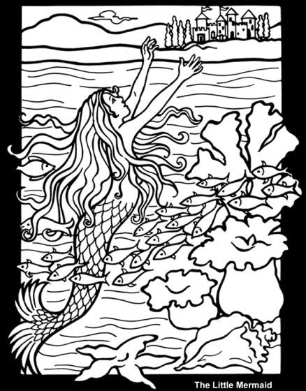 Freebie: Mermaid Image