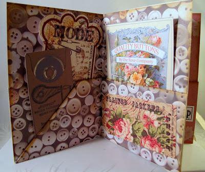 Tutorial: Paper Pocket Book