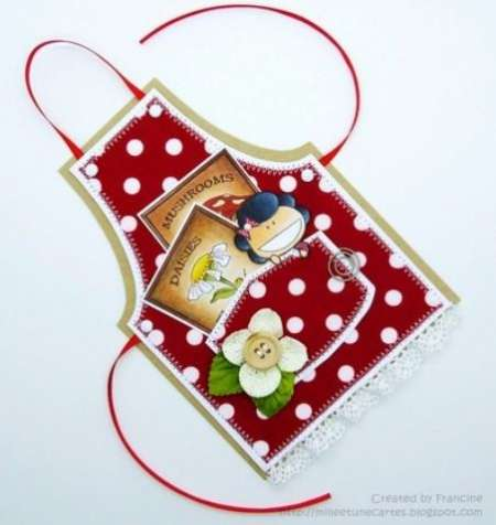 Project: Apron Card