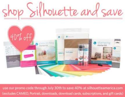 huge sale at silhouette
