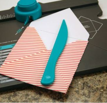 Product Review: Envelope Punch Board