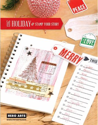New Releases: Holiday Stamp Catalogs