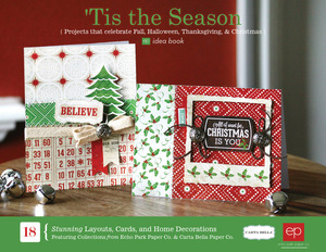 Projects: Holiday Cards and Layouts
