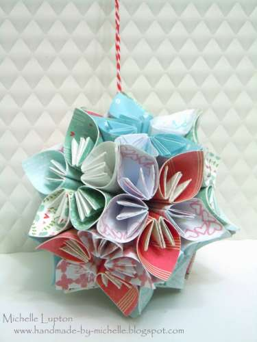 Project: Origami Ornament