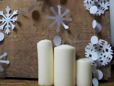 Freebie: Paper Snowflake Pattern