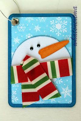 Freebie: Silhoutte Snowman Cut File