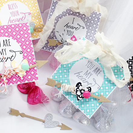 Project: Candy Treat Bags