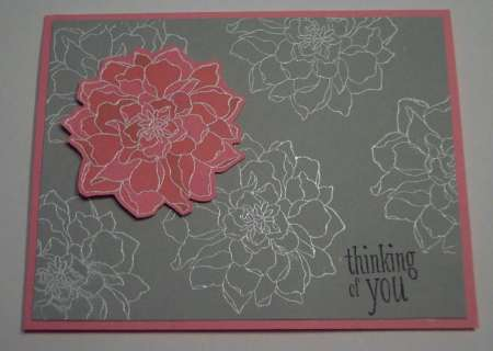 stampin' up review part two