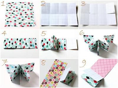 Project: Tiny Paper Album