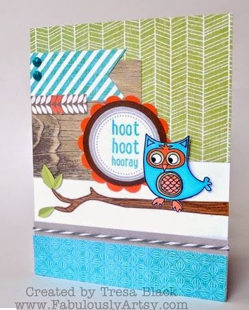 Project: Owl Card