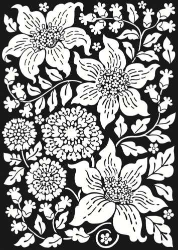 Freebie: Floral Pattern