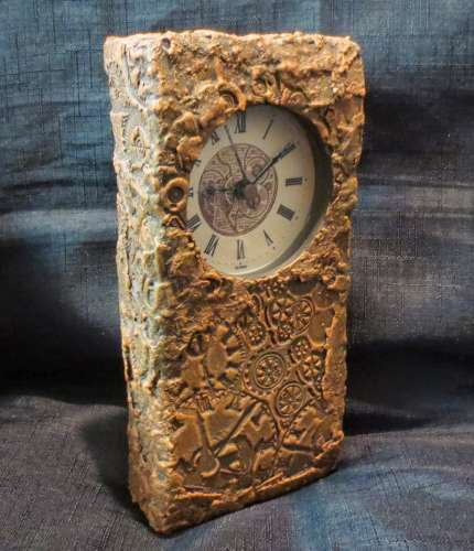 Project: Stamped Clock