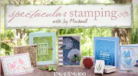 Freebie: Stamping 101 On-Line Class