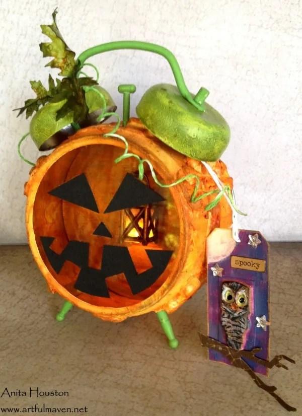 Project: Halloween Clock
