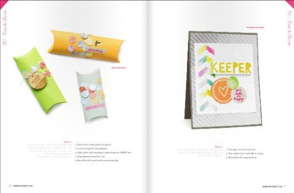 Freebie: On-Line Paper Crafting Magazine