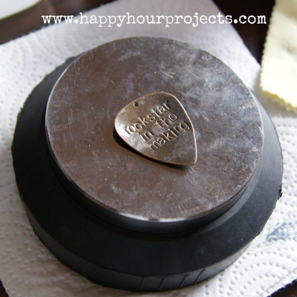 7 Metal Stamped Craft Ideas Stamping