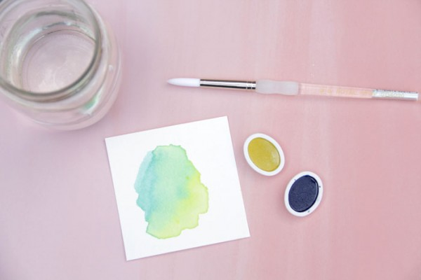 Tips: Water Coloring 101