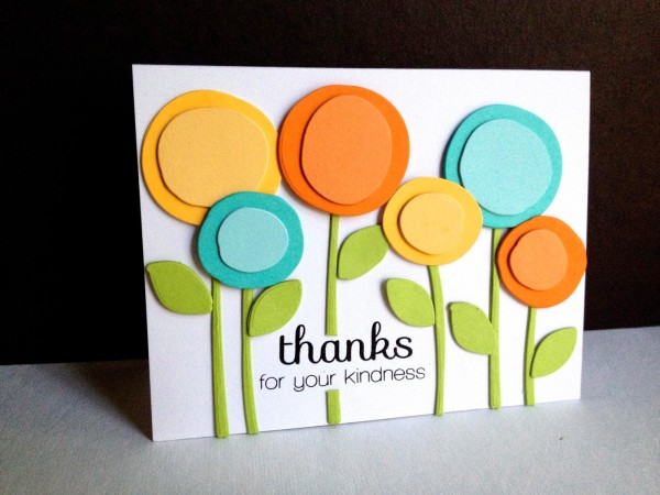 8 Ideas For An Extra Special Handmade Thank You Card – Stamping