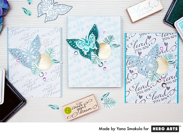 Tips Stamping With Sentiments Stamping