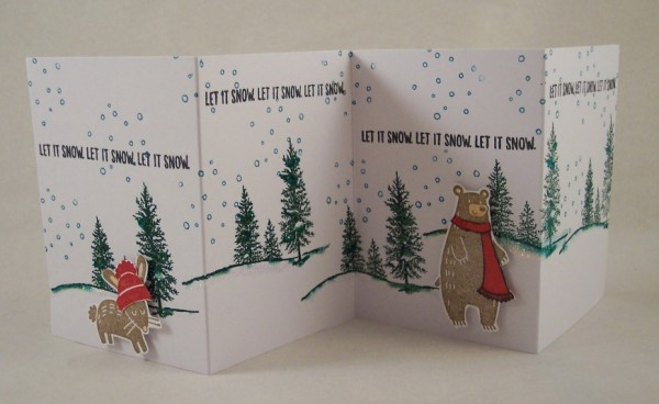 Product Review: Stampin' Up Holiday Part 3