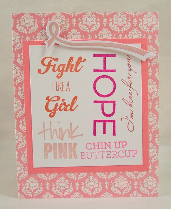 Free Stamps and Downloads for Breast Cancer Awareness
