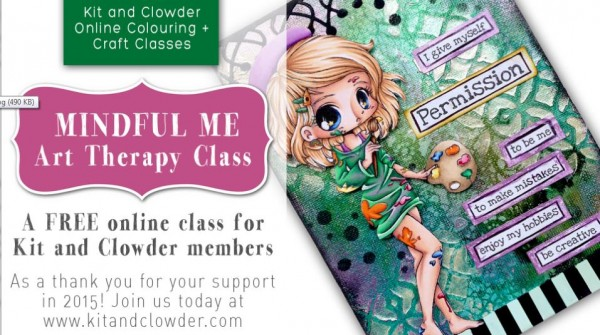 Freebie- On-line Coloring Class
