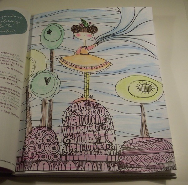 Review: The Coloring Studio
