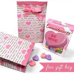 Freebie: Valentine Candy Bag