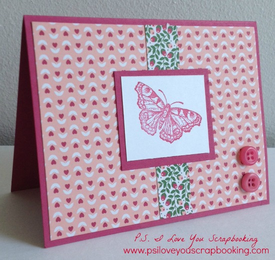 Project: Beginning Card Making