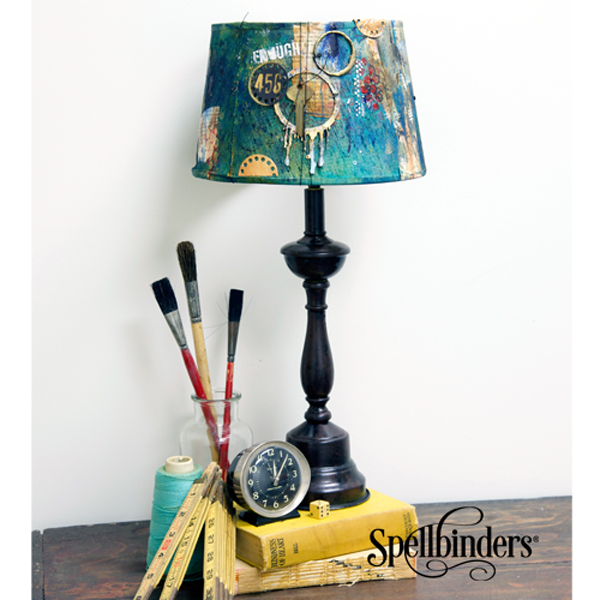 Project: Altered Lamp Shade
