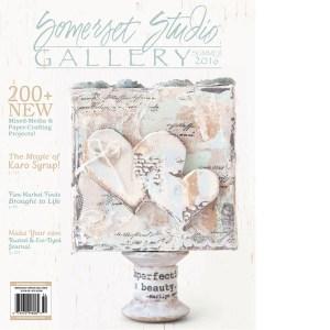 Review: Somerset Studio Gallery Summer 2016