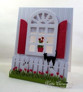 Project: Window Scene Card with Dies