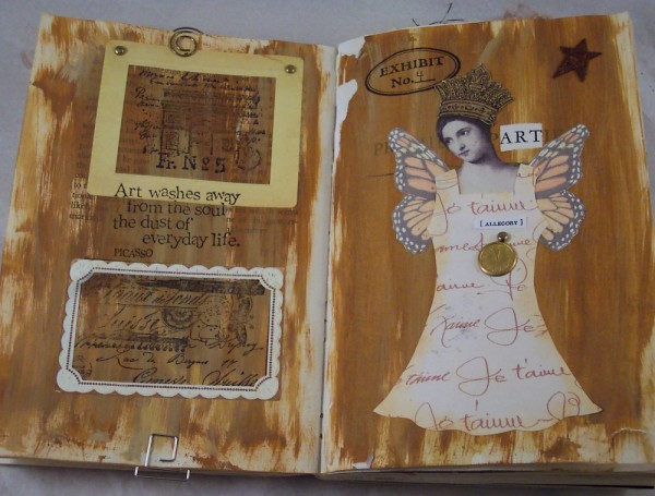 Review and Giveaway : Art Journal Magazine