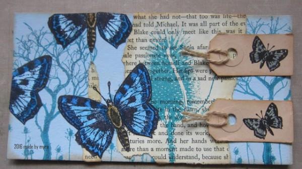 Project: Butterfly Collage