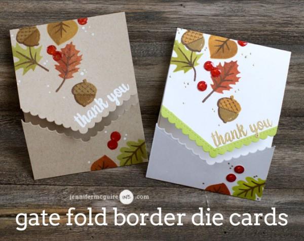 Project: Gate-fold Boarder Card