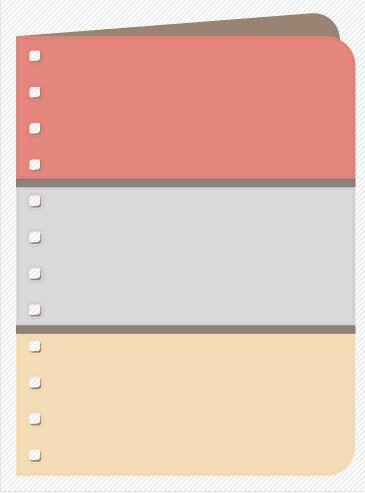 Freebie: Spiral Notebook Card SVG File