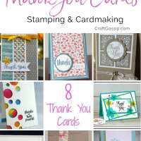 8 Thank You Cards You Can Make