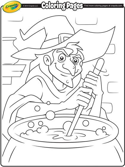 Freebies: Over 25 Free Halloween Coloring Pages