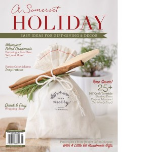 Review and Giveaway: A Somerset Holiday Magazine