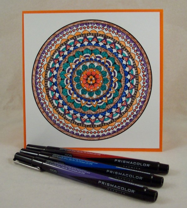 Review: Prismacolor Premier Colored Pencils and Fine Line Makers
