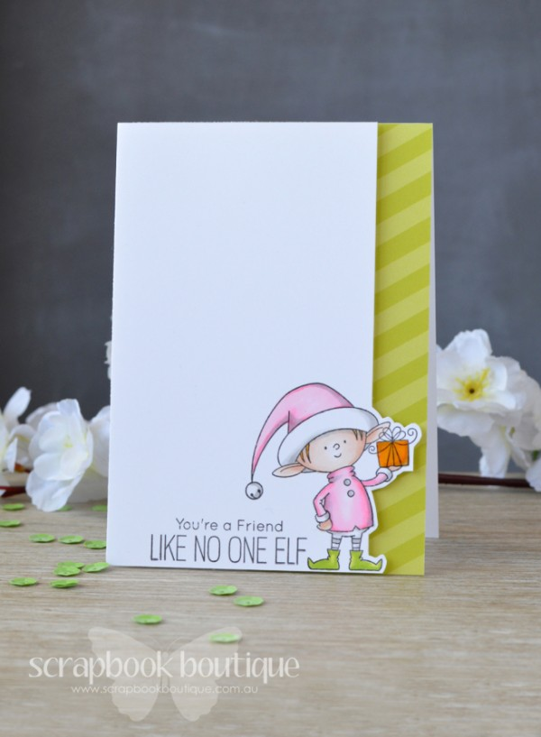 Tip and Projects: Using One Stamp Set for Multiple Cards