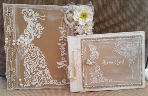 Project: Bride Book