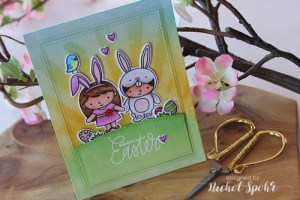 Project: Easter Pocket Card